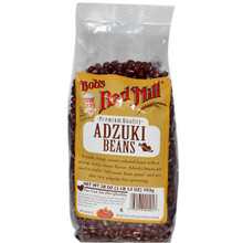 Adzuki Beans, 4 of 28 OZ, Bob'S Red Mill