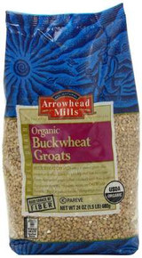 Buckwheat Grouts, 6 of 24 OZ, Arrowhead Mills