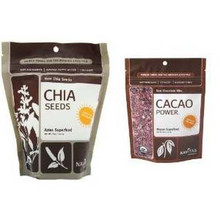 Chia Seeds, 12 of 8 OZ, Navitas
