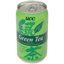 UCC Canned Green Tea 11.1 oz  From UCC