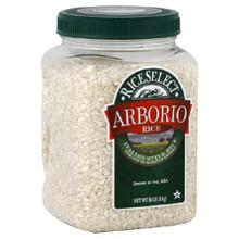Arborio, 4 of 32 OZ, Rice Select