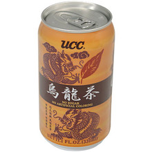 UCC Canned Oolong Tea 11.1 oz  From UCC