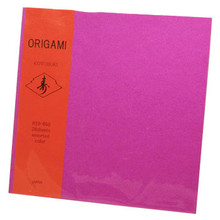 Assorted Color Origami Paper 28 Sheets  From AFG