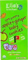 Apple & Ginger, 6 of 3.8 OZ,  Ella'S Kitchen