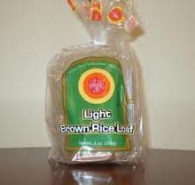 Brown Rice, Light, 6 of 8 OZ, Ener-G Foods