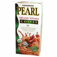 Organic Soymilk Coffee 32 oz  From Kikkoman