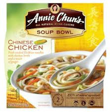 Chicken, 6 of 5.7 OZ, Annie Chun'S