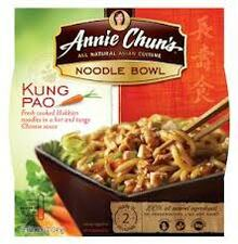 Kung Pao, 6 of 8.6 OZ, Annie Chun'S