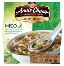 Miso, 6 of 5.9 OZ, Annie Chun'S