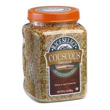 Couscous, Tri-Color, 4 of 26.5 OZ, Rice Select