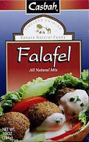 Falafel Mix, 12 of 10 OZ, Casbah