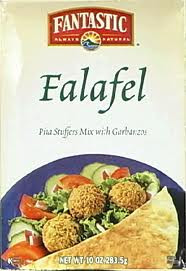 Falafel Mix, 6 of 10 OZ, Fantastic World Foods