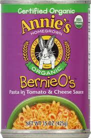 Bernie O's, 12 of 15 OZ, Annie'S Homegrown