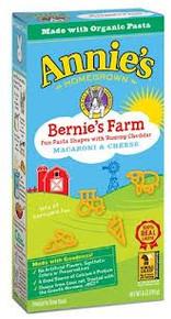 Bernie's Farm, 12 of 6 OZ, Annie'S Homegrown