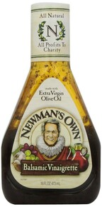 Balsamic Vinaigrette, 6 of 16 OZ, Newman'S Own