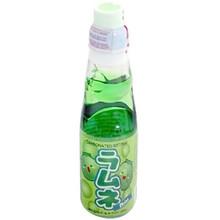 Hata Ramune Soda Melon 6.6 oz  From Hata