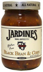Black Bean & Corn, 6 of 16 OZ, Jardines