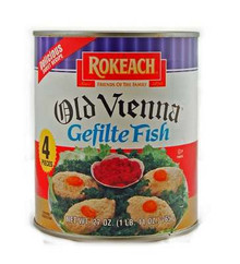 Old Vienna, Jellied, 12 of 27 OZ, Rokeach