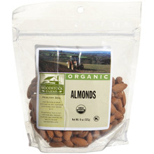 Almonds, 8 of 7.5 OZ, Woodstock