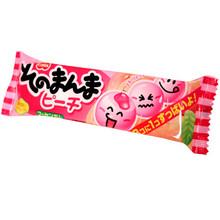Flavor Burst Peach Bubblegum 0.52 oz  From Coris