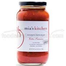 Bistro Marinara, 6 of 25.5 OZ, Mia'S Kitchen