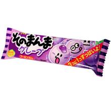 Flavor Burst Grape Bubblegum 0.52 oz  From Coris