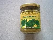 Pesto, Basil, 6 of 6.35 OZ, Meditalia