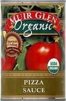 Pizza Sauce, 12 of 15 OZ, Muir Glen