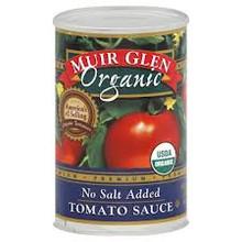 Sauce, No Salt, 12 of 15 OZ, Muir Glen