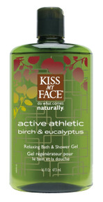 Active Athletic, 16 OZ, Kiss My Face