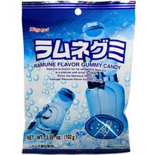 Kasugai Ramune Gummy 3.59 oz  From Kasugai