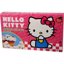 Hello Kitty Sprinkle Cupcake Treats 3.10 oz  From Hello Kitty