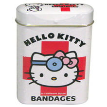 Hello Kitty Bandages  From Boston America