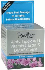 Alpha Lipoic Acid Night Cream, 2 OZ, Reviva
