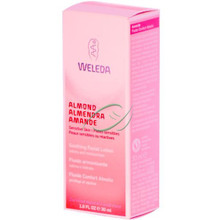 Almond Soothing Facial Lotion, 1 OZ, Weleda Products