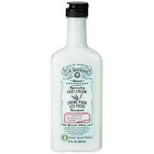 Foot Cream, Rejuvenating Peppermint, 11 OZ, J R Watkins