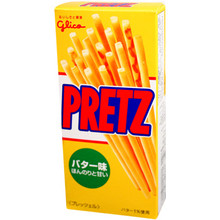 Glico Pretz Butter 0.88 oz  From Glico