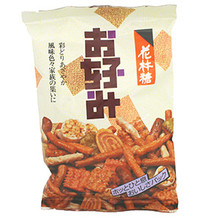 Okonomi Sweet Mixed Rice Cracker 6.3 oz  From AFG