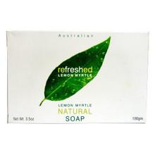 Bar Soap, Lemon Myrle Exfoliating, 3.5 OZ, Tea Tree Therapy, Inc.