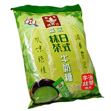 Morinaga Matcha Caramel Bag 3.88 oz  From AFG