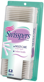 Beauty Cotton Swabs, 300 CT, Swisspers