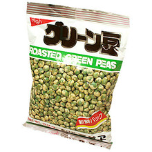 Kasugai Roasted Peas 12.34 oz  From Kasugai