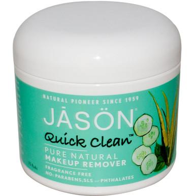 Natural oily Remover, Jason remover Non  non Clean Oily 75 PAD, Cosmetics makeup Quick natural Makeup