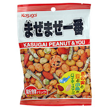 Kasugai Peanut and You Fried Beans 2.4 oz  From Kasugai