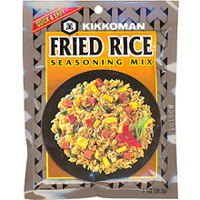 Fried Rice Seasoning Mix  From Kikkoman