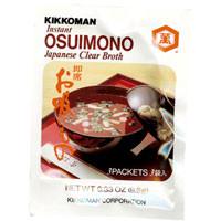 Osuimono - Clear Broth  From Kikkoman