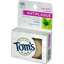 Anti Plaque Flat Spearmint, 6 of 32 YD, Tom'S Of Maine