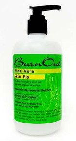 Aloe Vera Skin Fix, 12 OZ, Burn Out