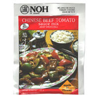Chinese Beef Tomato Mix  From Noh