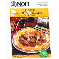 Chinese Lemon Chicken  From Noh